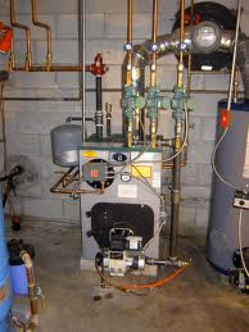 Oil Furnace Hot Water Boiler ~ Evergreen plumbing and heating ri williamson oil fired