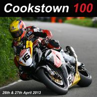 Cookstown 100 update from MYCookstown