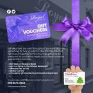 Gift Vouchers Perfect Present for anyone this Christmas