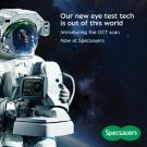 Get an out-of-this-world eye health test 🌍