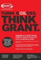 TRADE PRICES ON GRANT OIL BOILERS