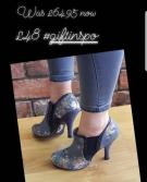 CHECK OUT  RUBY SHOO - ALL WINTER STOCK REDUCED