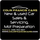 COLIN FRANCIS CARS - SERVICE AND REPAIR CENTRE