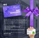 Gift Voucher - Perfect Present for anyone this Christmas